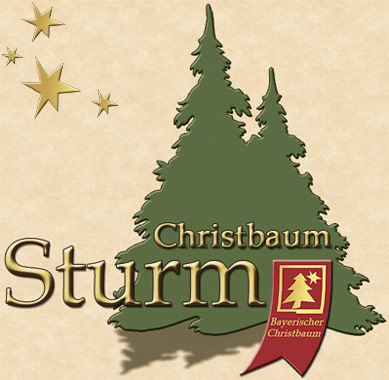 Christbaum Sturm Logo